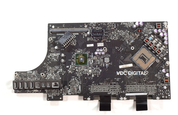 THAY MAINBOARD IMAC 2011 '' LCD 21,5 INCH