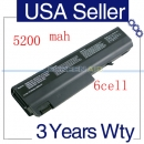 PIN Battery HP COMPAQ NC6100, NC6200, NX6110, NX6120