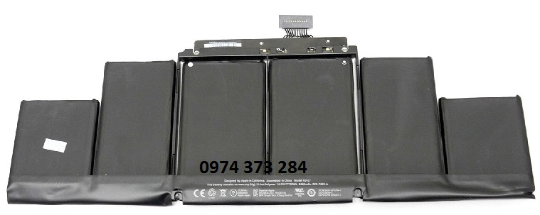 Battery MacBook Pro retina A1398 15inh 2012 2013 Retina A1417