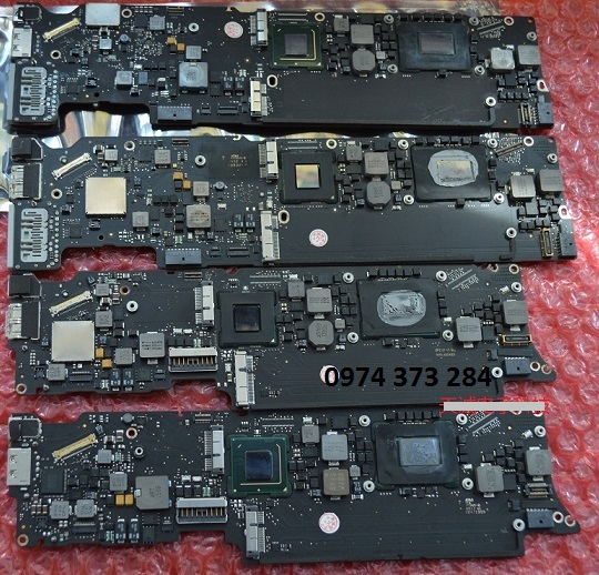 MAINBOARD MACBOOK AIR A1370 A1369 A1465 A1466 ...