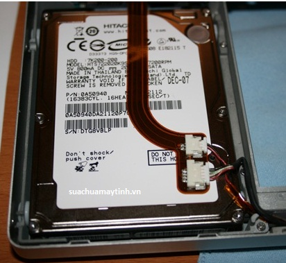 ổ cứng macbook, hdd macbook