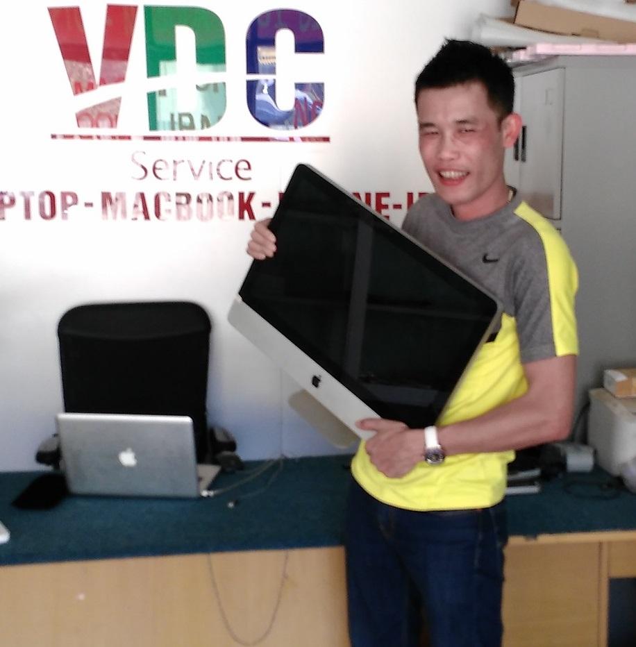 Diễn Viên Hiệp Gà Là Khách Hàng Mua và Sửa IMAC tại VDC